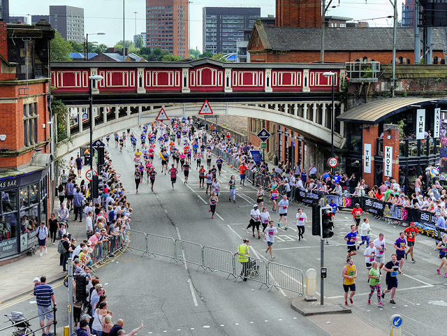 Today is the last chance to enrol for the Great Manchester Run's 'We Love Manchester Active Challenge', The Manc