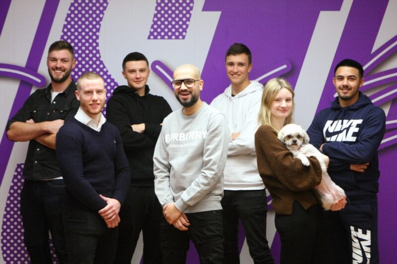 """""""The days of suits are over"""": The disruptive Manchester startup doubling its headcount with young talent, The Manc"""