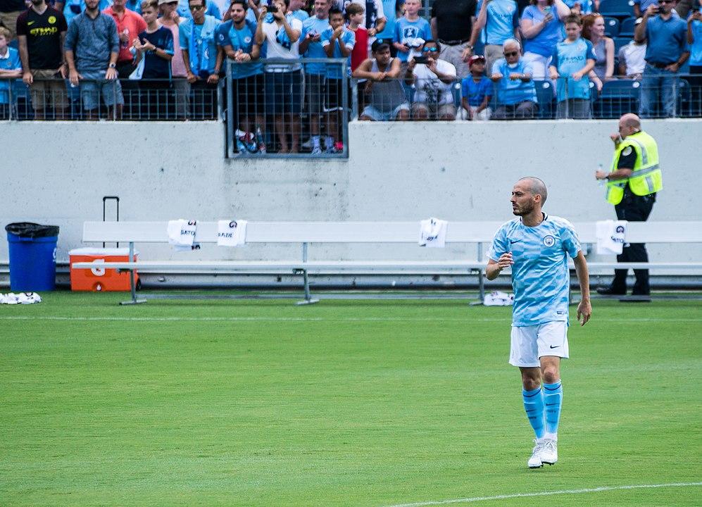 Manchester City say goodbye to club legend David Silva, The Manc