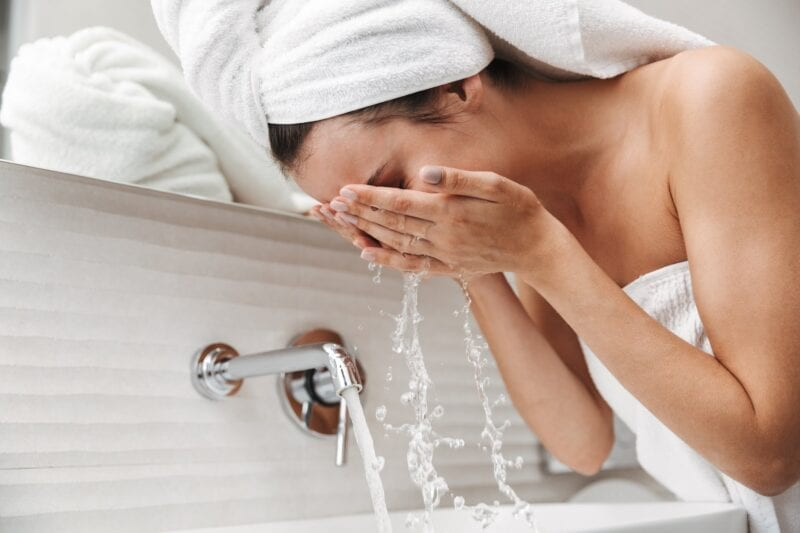 Manchester's water supply could be damaging our skin – but expert advice is on tap, The Manc