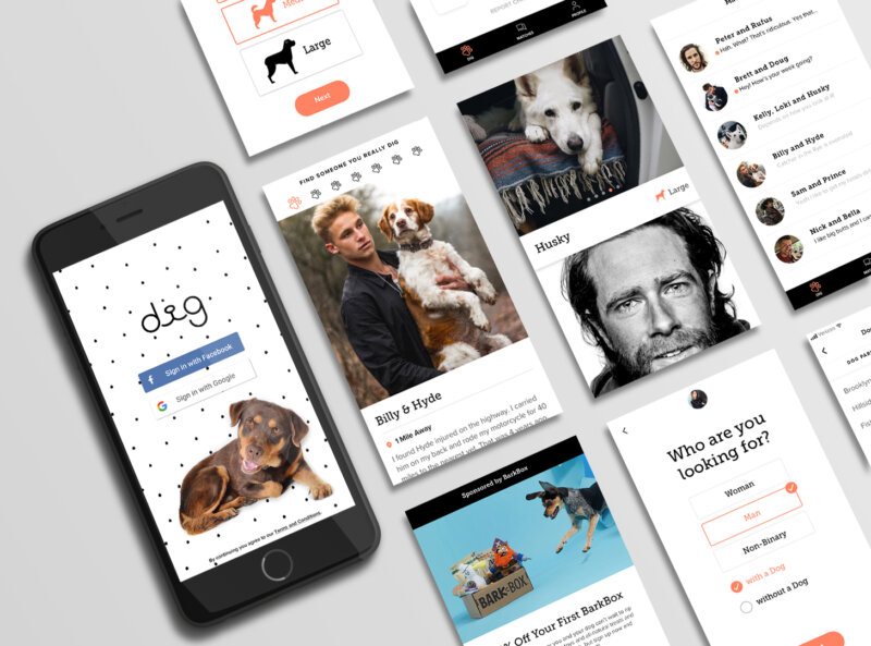 There's a new dating app designed especially to help dog lovers connect, The Manc