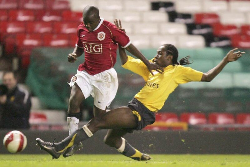 We spoke to former Man Utd player Febian Brandy – whose genius idea is helping young players get scouted, The Manc