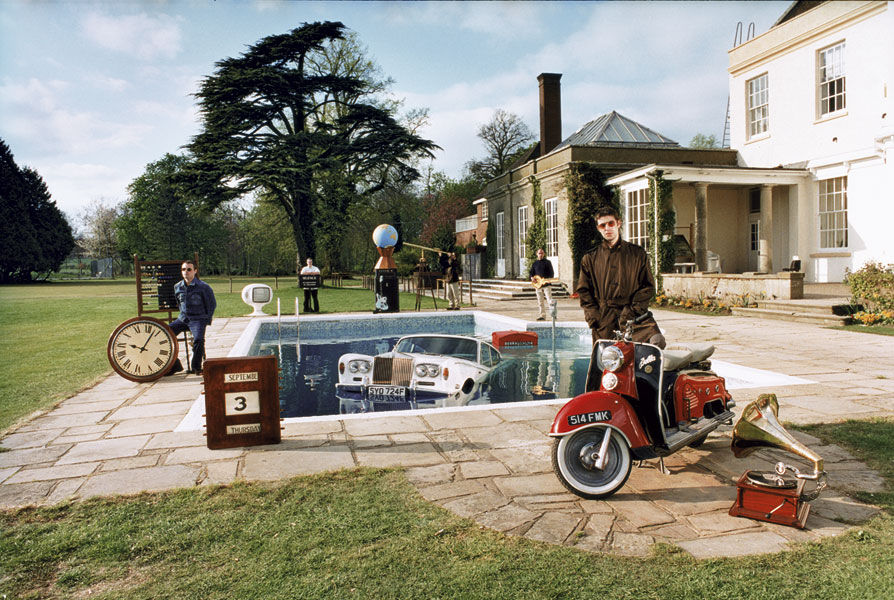 Cocaine, ghosts and drowning cars: Oasis' divisive 'Be Here Now' was released 23 years ago today, The Manc