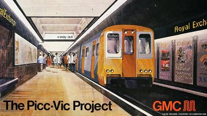 Going underground: The Manchester travel tunnel from Piccadilly to Victoria that never was, The Manc
