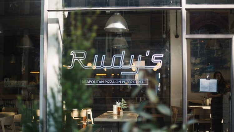 Self-isolating Man Met students can now get free Rudy's pizza and Shindigger beer delivered to halls, The Manc