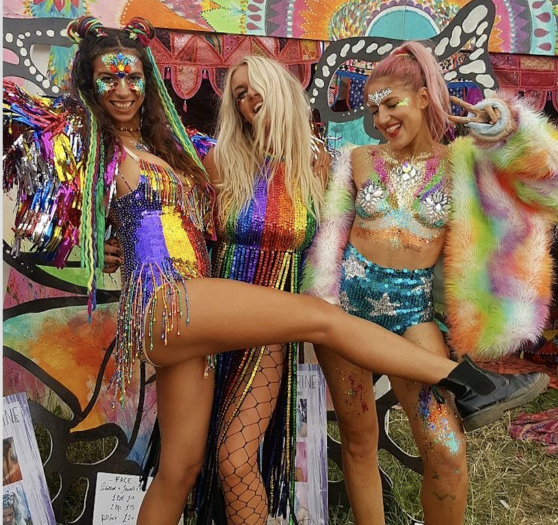 Glitter boobs, film deals and festivals: How Manchester-based Shrine took the world by storm, The Manc