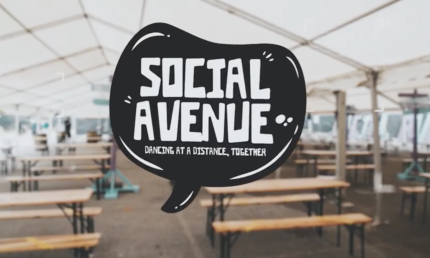 Social Avenue adds more dates to their in-demand 'dance at a distance' party series, The Manc