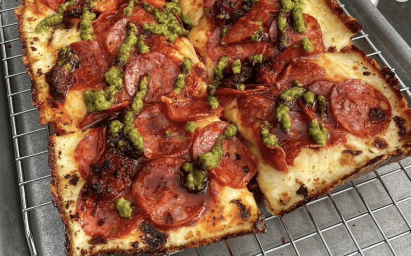 Detroit-style pizza has found an unlikely new home in East Manchester, The Manc