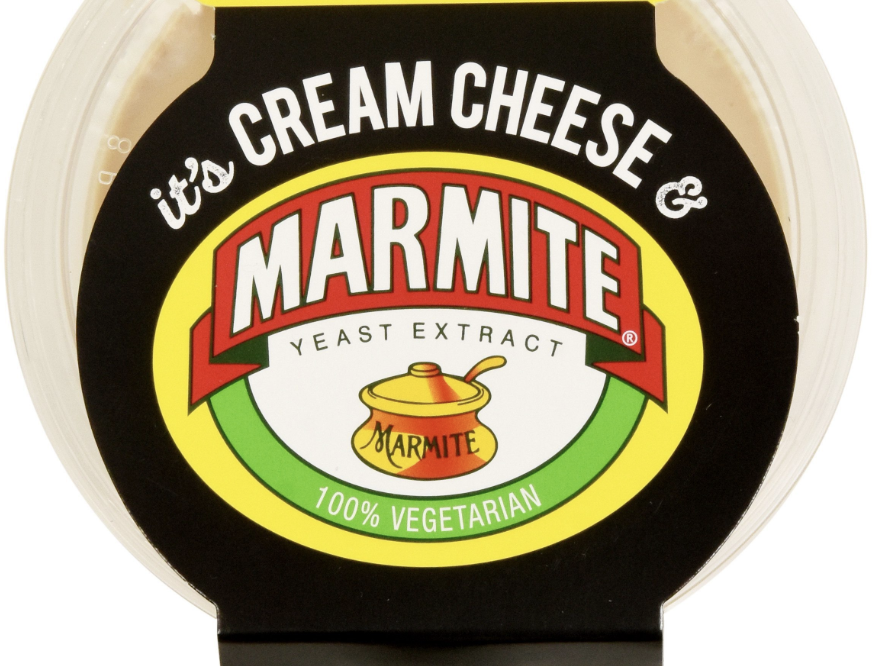 Marmite Cream Cheese and Marmite Butter actually exist – and they're both on sale right now, The Manc