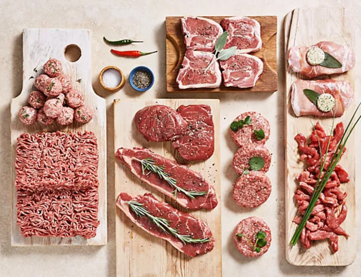M&S is selling a fresh meat hamper for eight people and it's only £40, The Manc