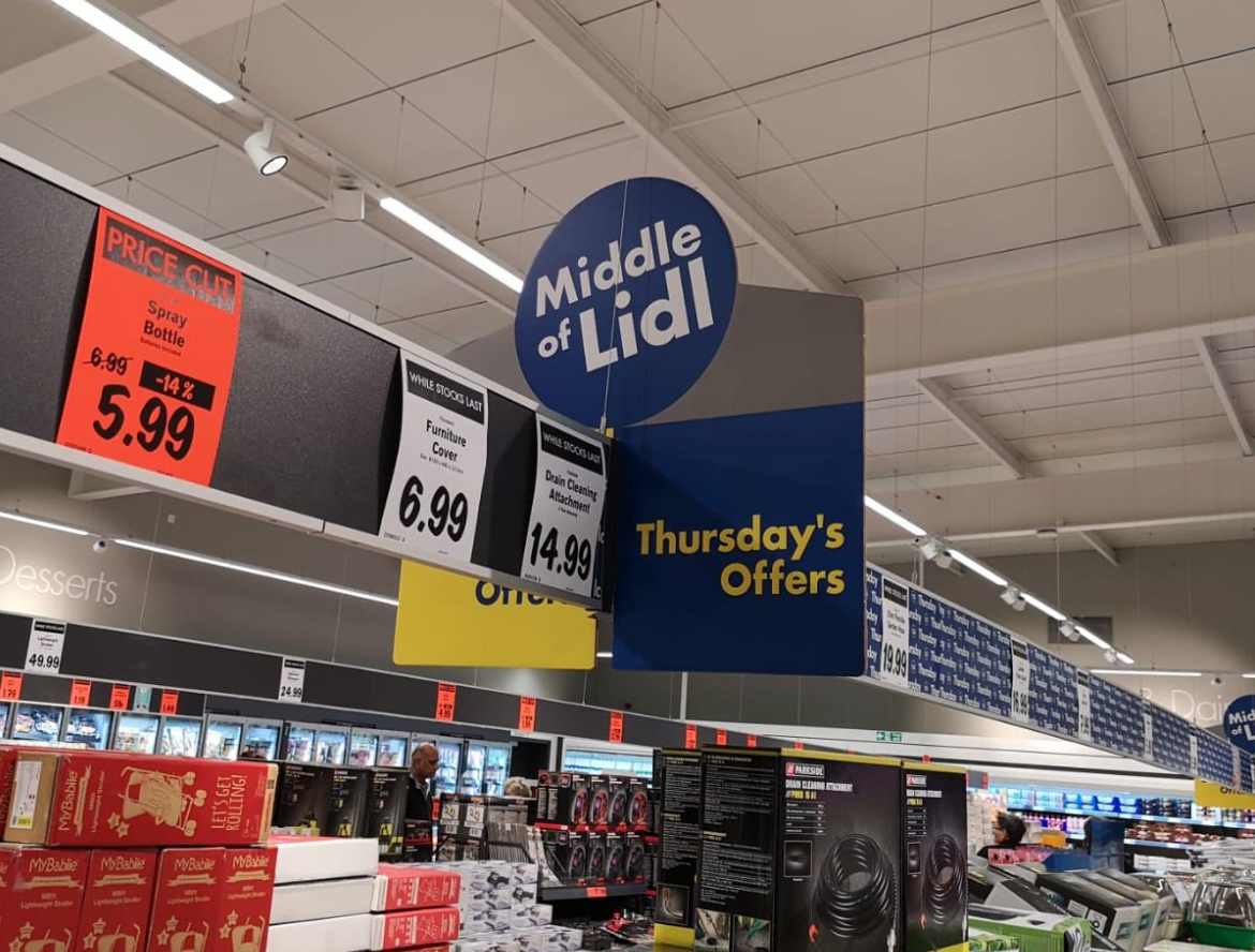 There's a massive up to 50% off sale coming to Lidl this week, The Manc