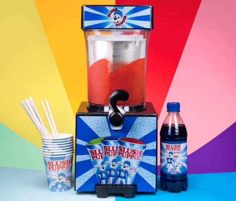 You can buy your own Slush Puppie machine on Amazon and it's perfect for the summer, The Manc
