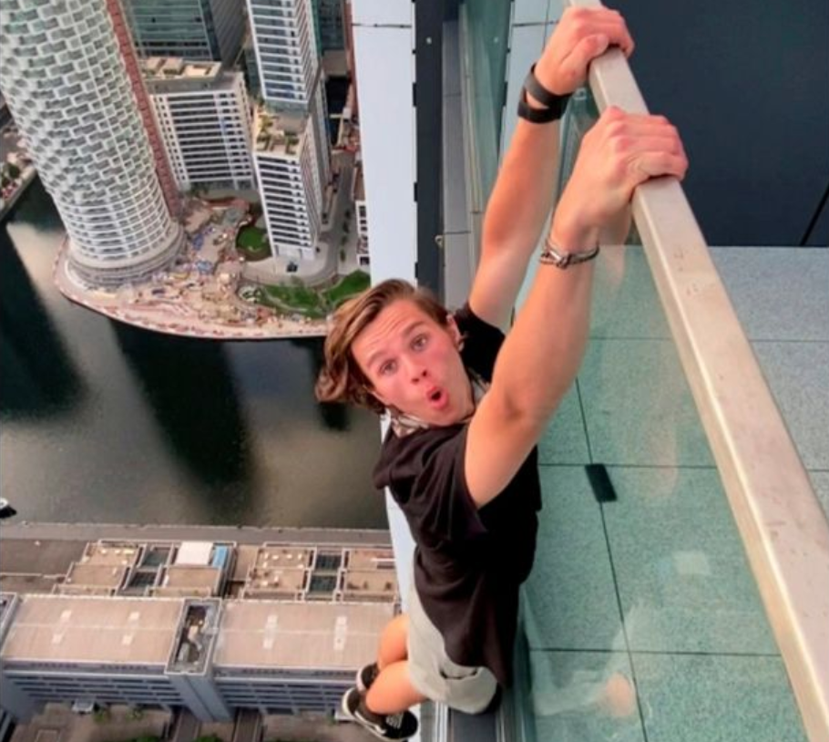 Teen free climber from Wigan sentenced after breaching Manchester City Council injunction, The Manc