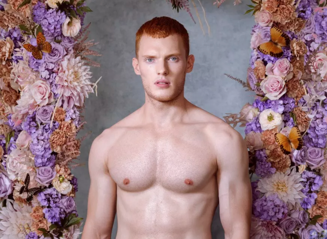 Ginger lads wanted for next year's Red Hot calendar, The Manc