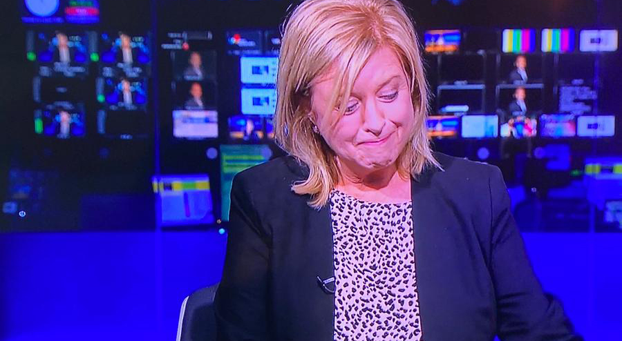 Lucy Meacock breaks down on air during tribute to Tony Morris, The Manc