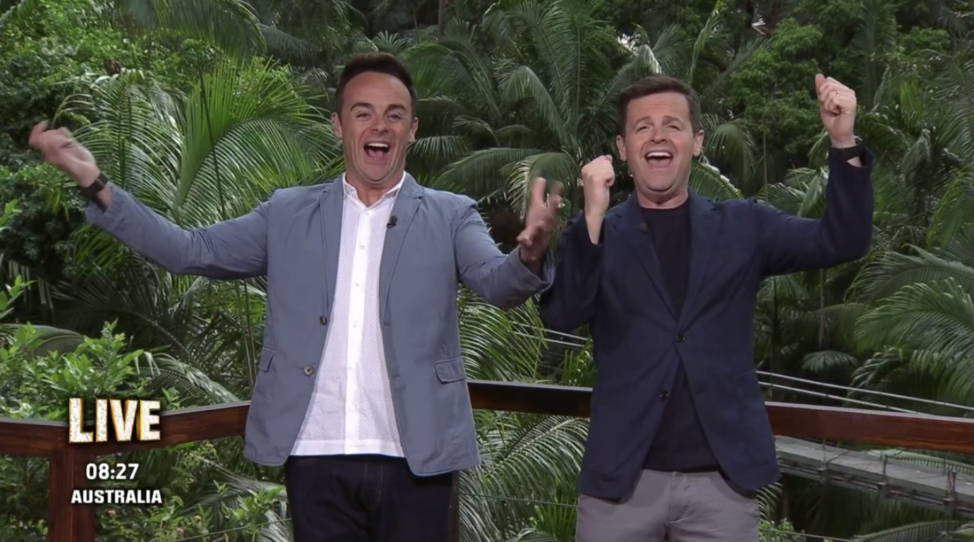 I'm A Celebrity is moving to the UK for its 2020 series, The Manc