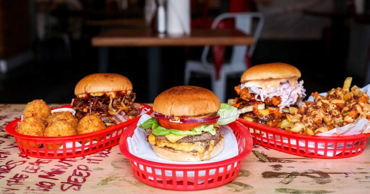 The best places to celebrate National Burger Day in Manchester, The Manc