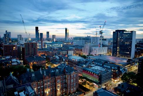 BBC Two to screen new 'Manctopia' series about the city's amazing property boom, The Manc