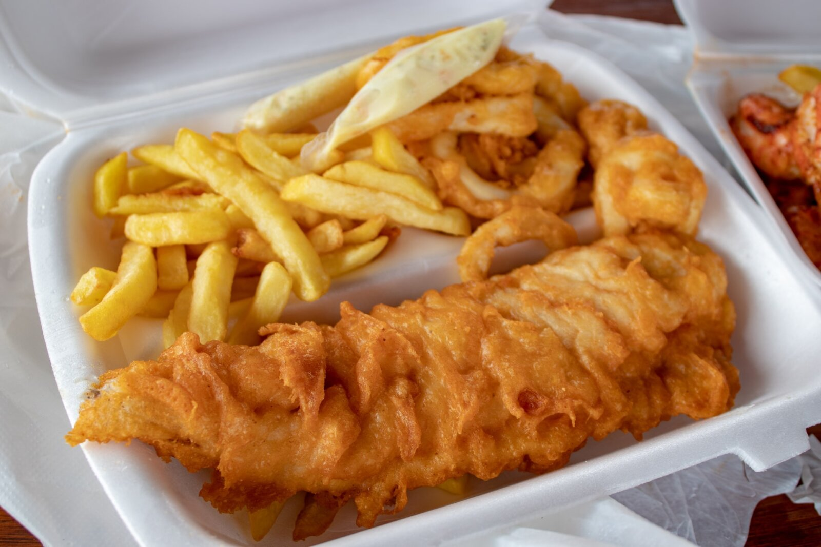 The UK's best chippies have been revealed by a top chef, The Manc