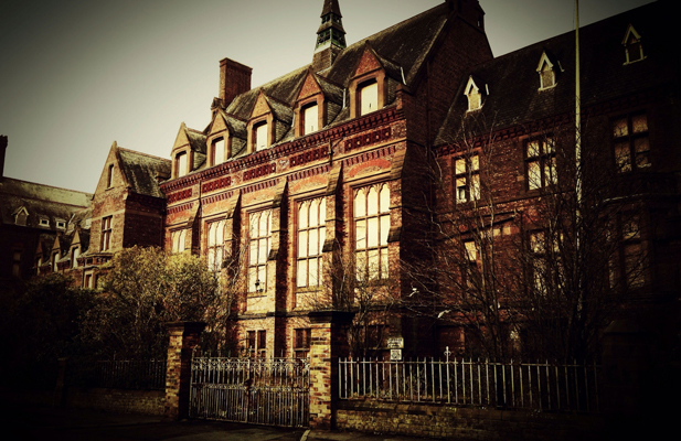 This ghost hunting tour lets you explore a haunted hospital and orphanage in the dead of night, The Manc