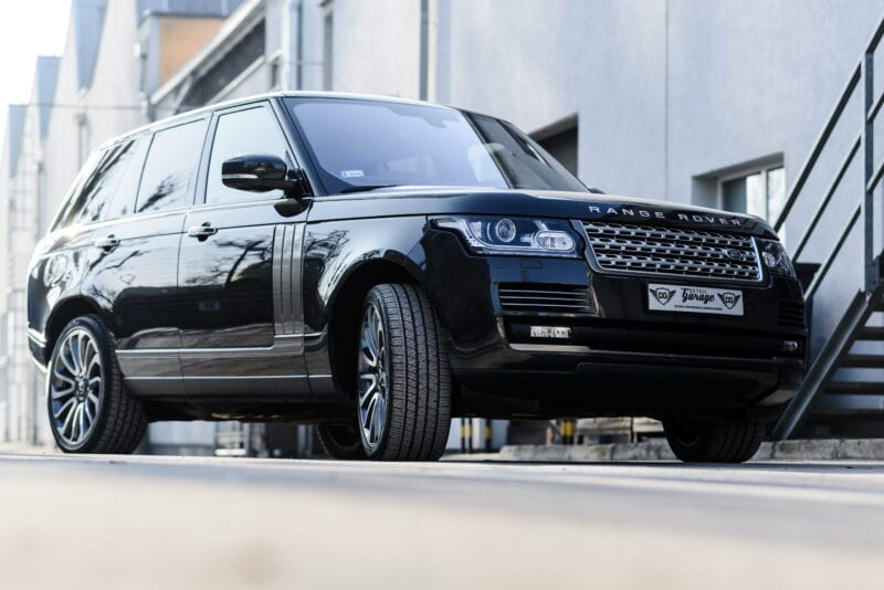 Man caught behind wheel of £40,000 Range Rover was 'looking after it for someone', The Manc