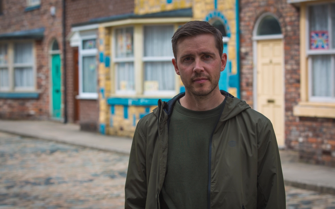 Coronation Street reveals first look at new actor cast to play Todd Grimshaw, The Manc