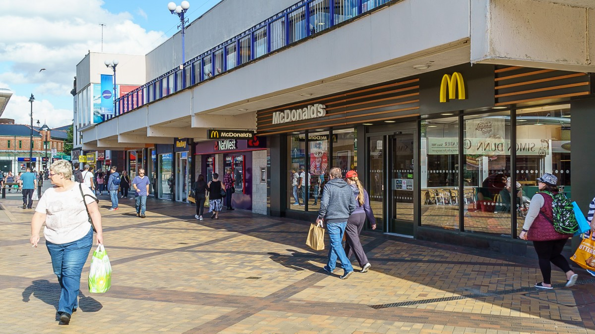 McDonald's branch closes in Stockport after coronavirus outbreak among staff, The Manc