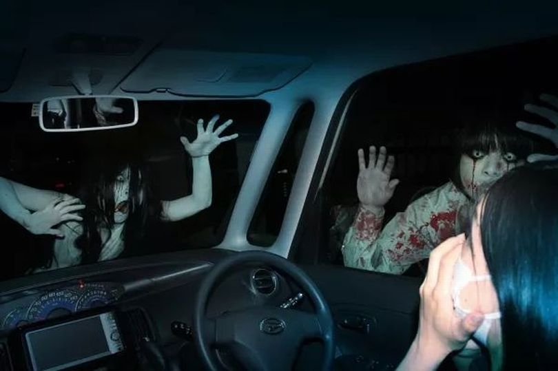 Britain is getting its first drive-thru horror maze – and it's only an hour away, The Manc