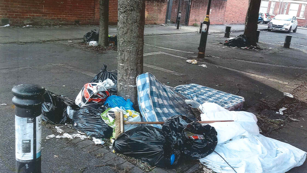 New fly-tipping hotline launched in Trafford after rates soar during lockdown, The Manc