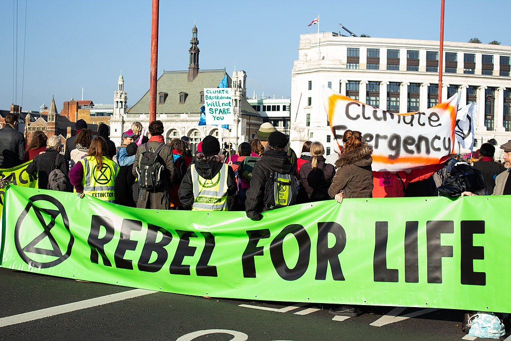Extinction Rebellion to continue protests in parts of Manchester for two more weeks, The Manc