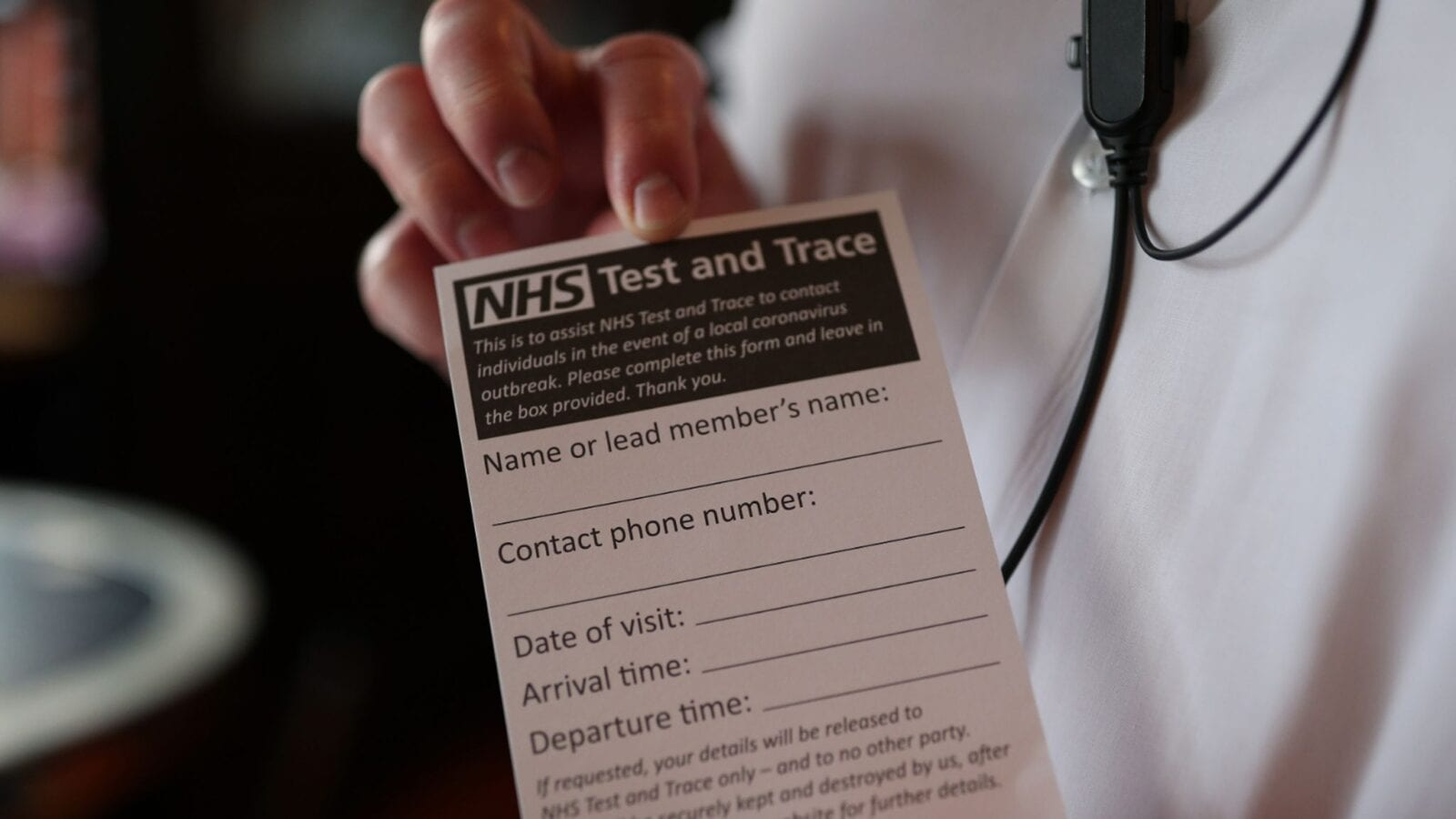 Police and fire service set to be drafted in to aid Test and Trace in Greater Manchester, The Manc
