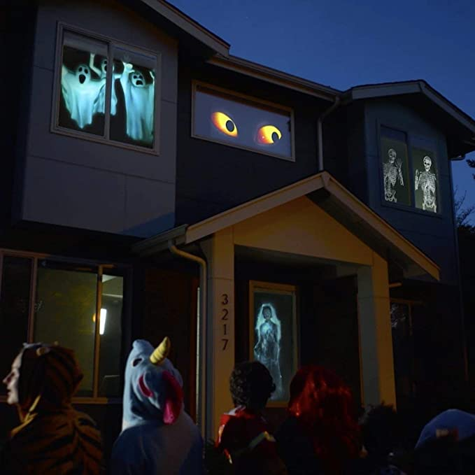Spooky projectors are this year's must-have Halloween decoration for your house, The Manc
