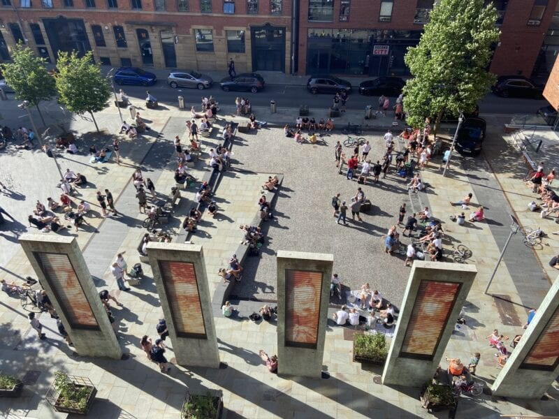 Residents in Ancoats say ongoing antisocial behaviour is ruining their neighbourhood, The Manc