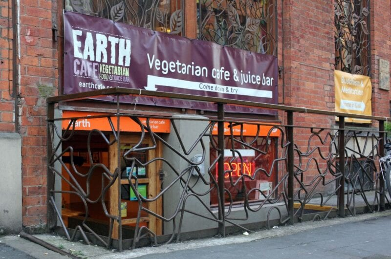Earth Cafe has closed for good: But what does the future hold for Manchester Buddhist Centre?, The Manc