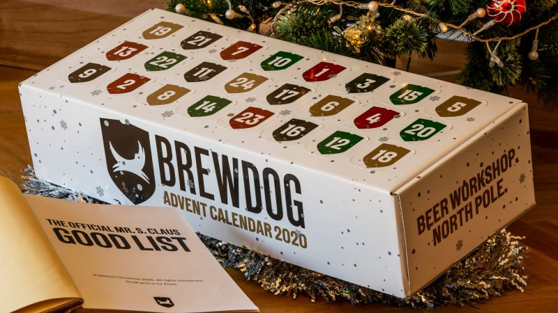 BrewDog is bringing out an advent calendar and it's packed full of beer, The Manc