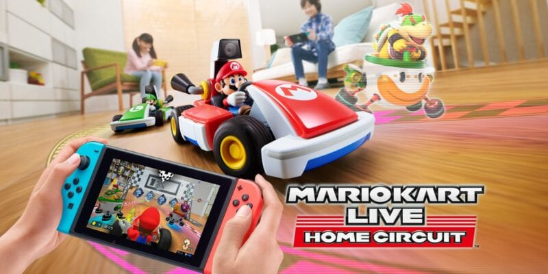 There's a new Mario Kart game coming and it uses AR to turn your house into a circuit, The Manc