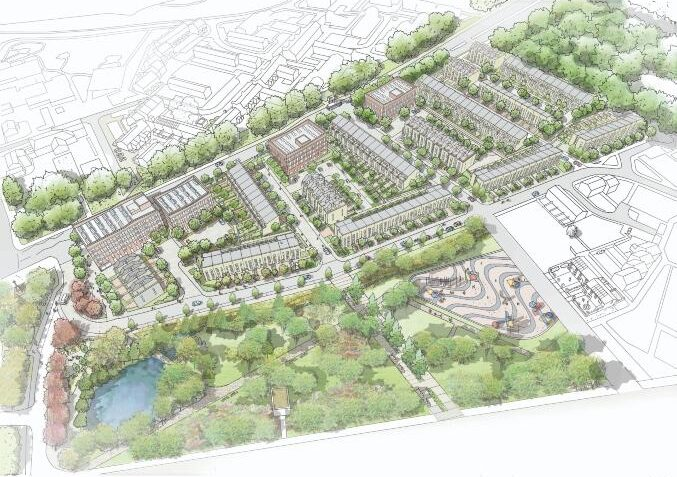 Plans to build park and 270 new homes in Collyhurst – with consultation underway, The Manc