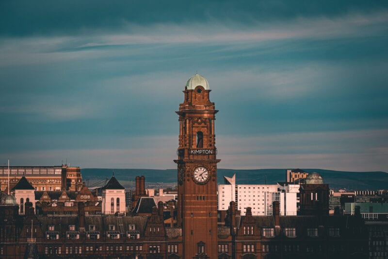 There's a new boutique hotel opening in Manchester's iconic clocktower next month, The Manc