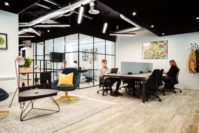 Manchester's newest co-working space FLAGSHIP is the perfect home office escape, The Manc