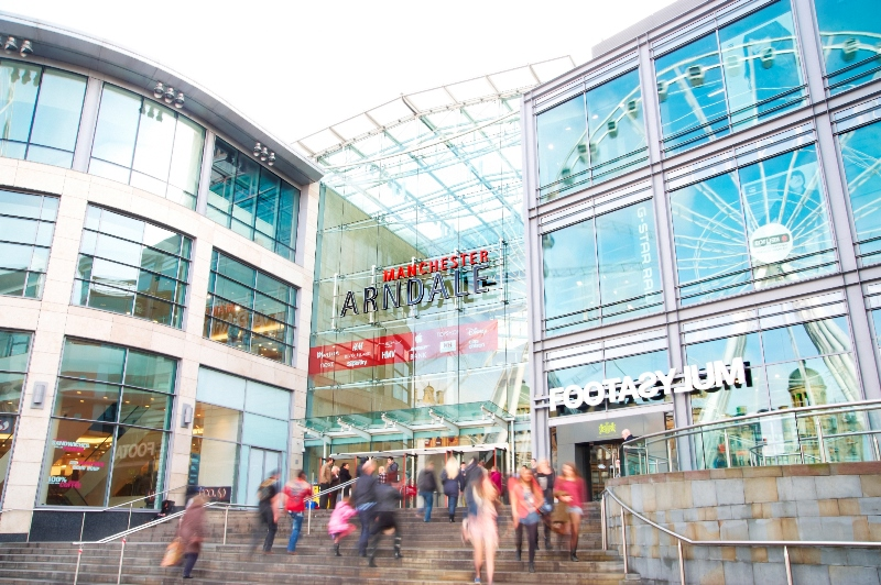 Here are all the businesses currently hiring in Manchester Arndale, The Manc