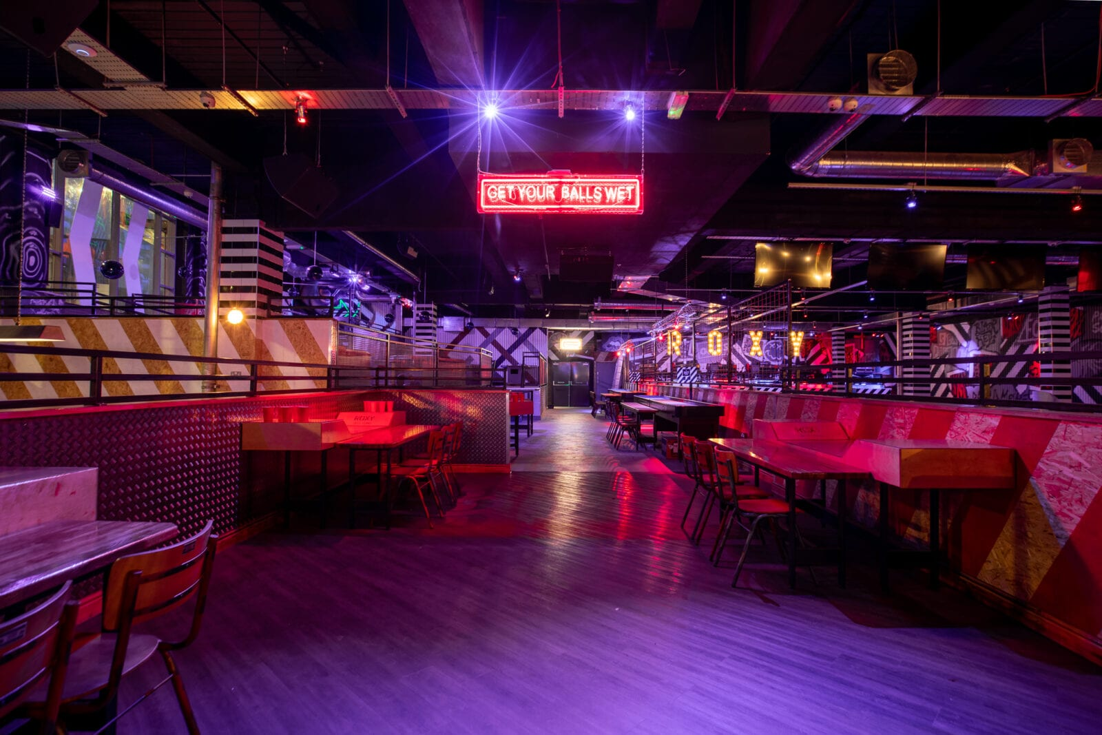 Roxy Ball Room has set out reopening plans for its Manchester venues, The Manc
