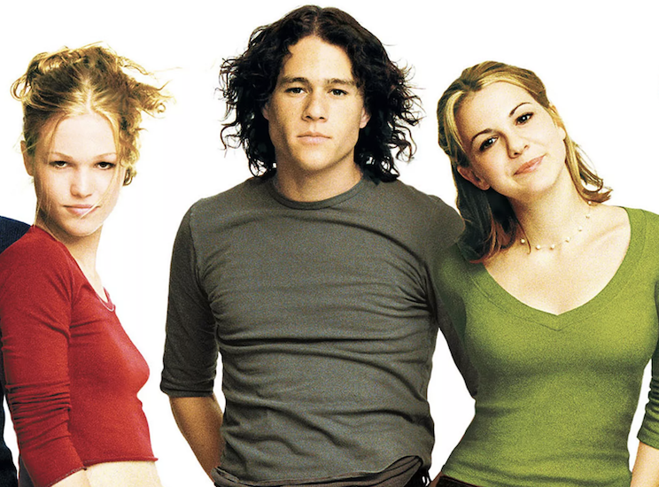 10 Things I Hate About You is screening at a drive-in cinema in Manchester this week – along with six other events, The Manc