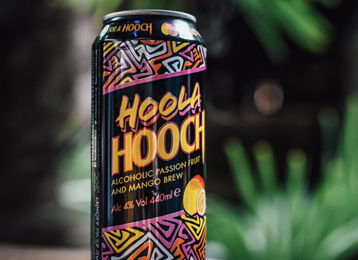 Hooch is offering discounted drinks and free merch delivered straight to your door, The Manc