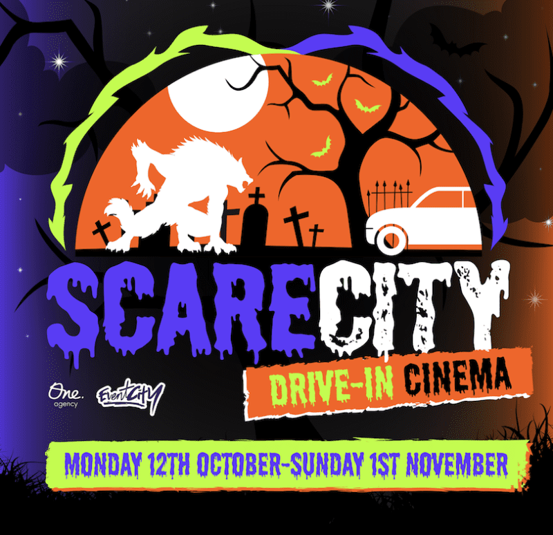 An immersive Halloween drive-in cinema is coming to Manchester, The Manc