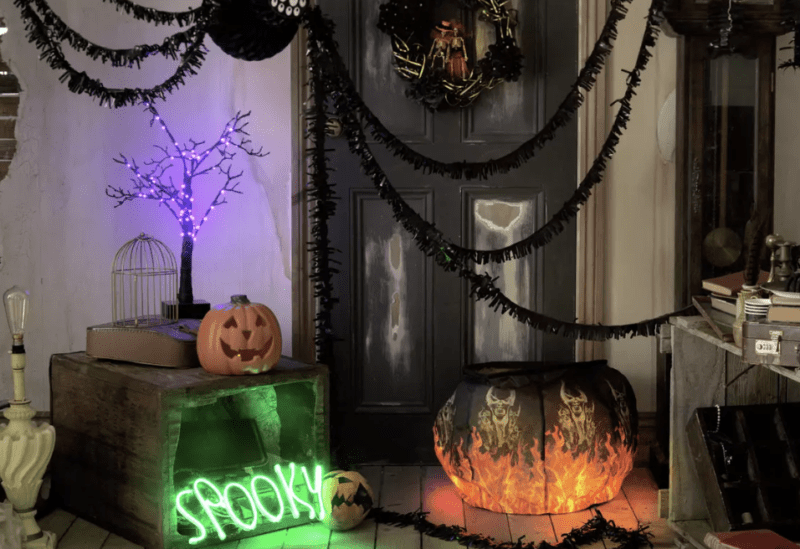 Argos is selling great value glow-in-the-dark lights in time for Halloween, The Manc