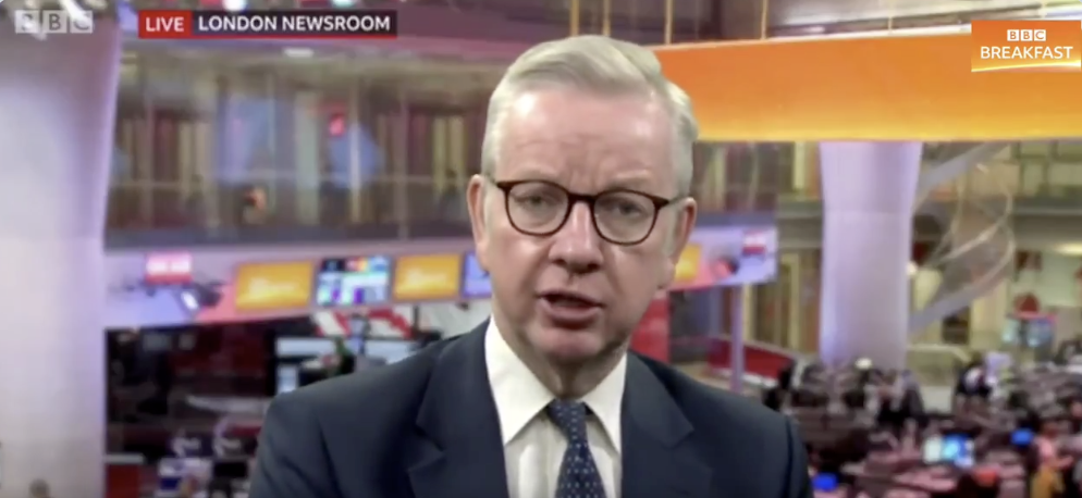 Sports fans will not return to stadiums in October, Michael Gove confirms, The Manc