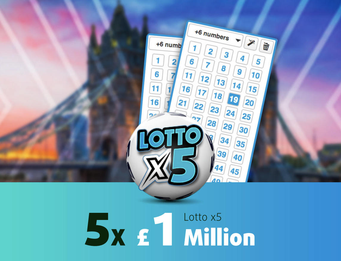 How would you spend one million? Lotto x5 has got Mancs asking the big question, The Manc