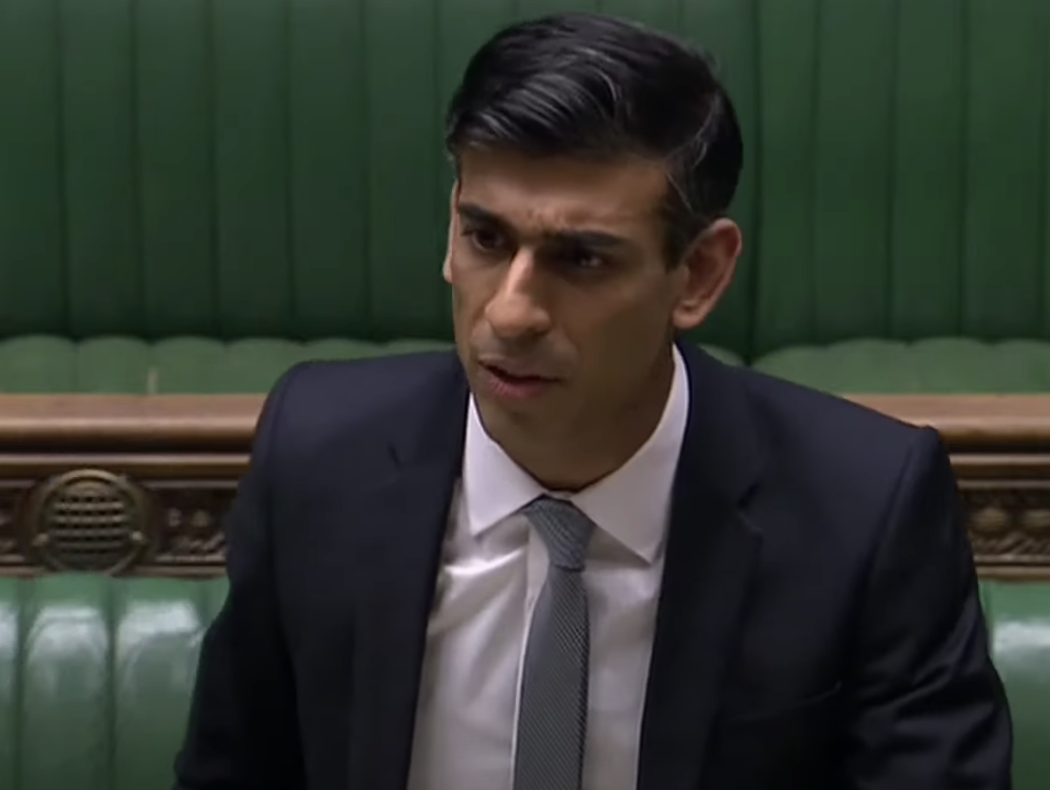 Rishi Sunak announces winter economy plan to protect jobs during second wave, The Manc