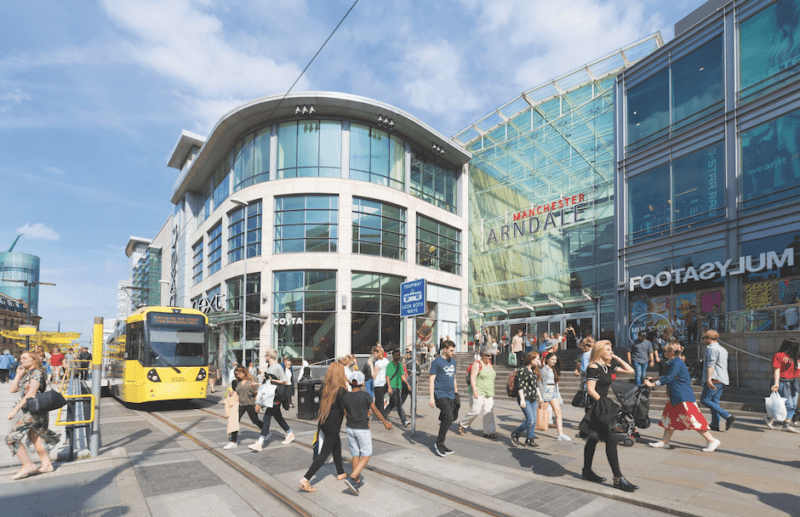 Big sales and free gifts at Arndale's fashion and beauty stores for one weekend only, The Manc