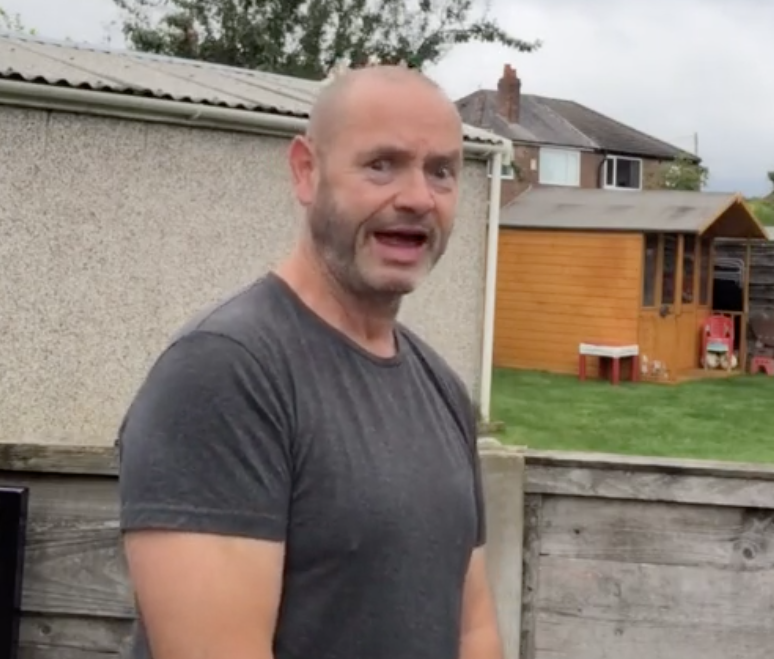 Gogglebox's Tom Malone Snr continues to stun fans with incredible weight loss transformation, The Manc
